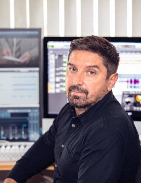 Alexander Anikin / Sound Engineer & Designer